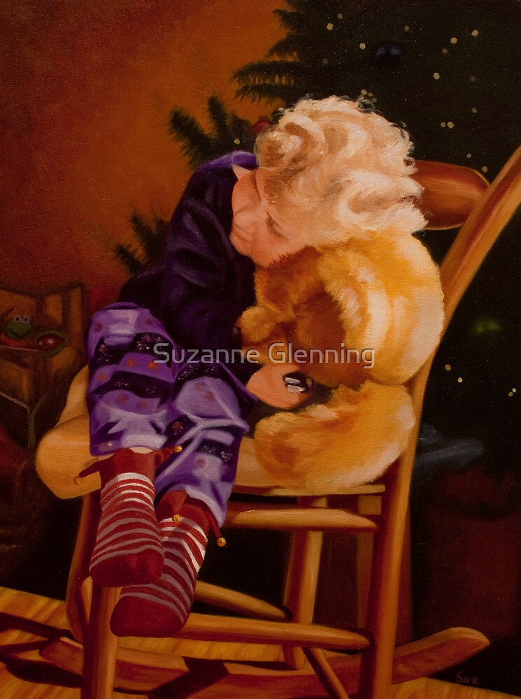 Abigail by Suzanne Glenning
