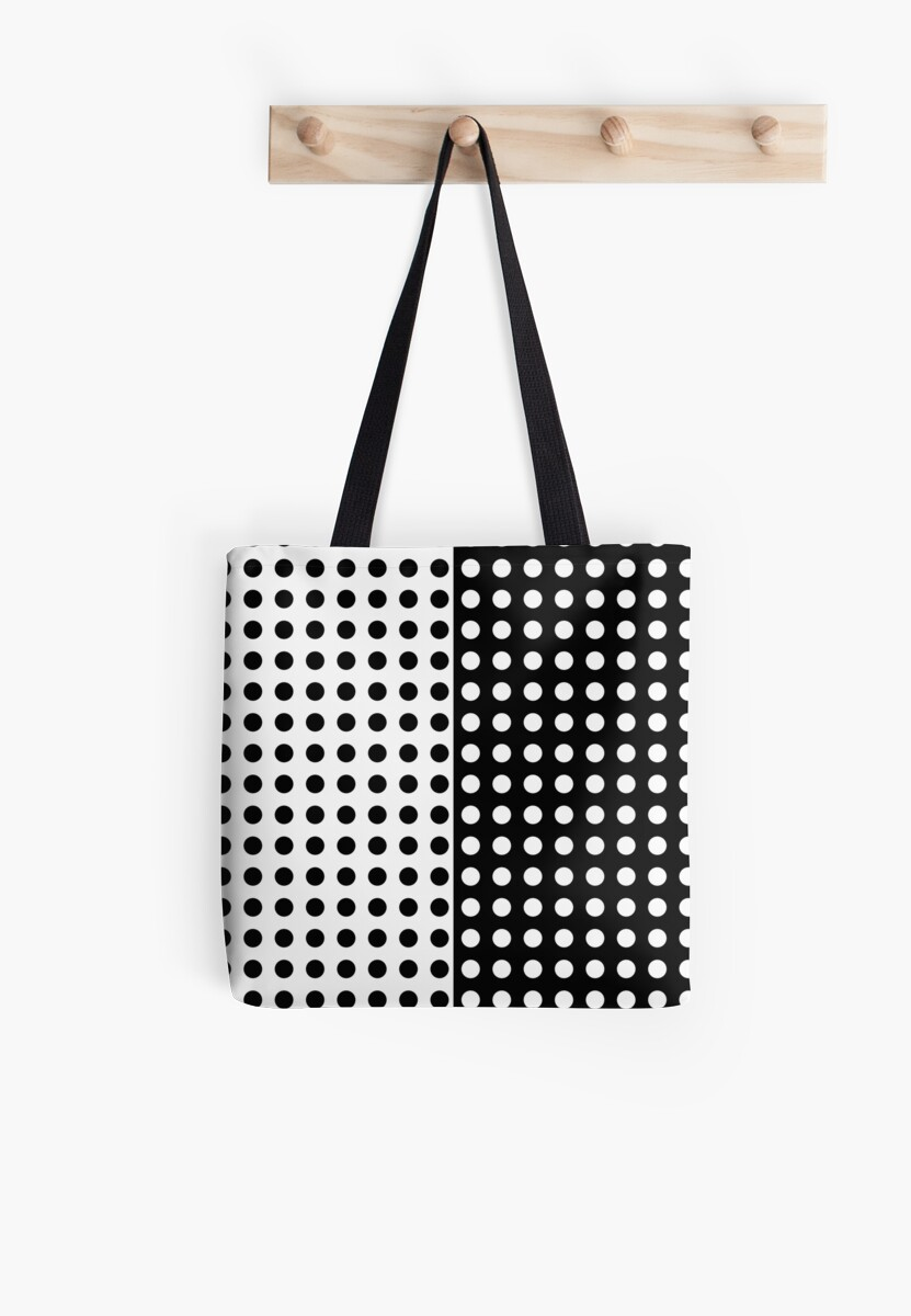 Contrast dots by chihuahuashower