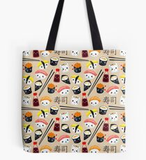Kawaii Sushi Tote Bag
