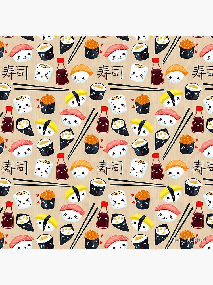 Kawaii Sushi de gaiamarfurt