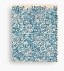 Marigold 1875, Willam Morris, Morris & Co., Pre-Raphaelite Brotherhood Canvas Print