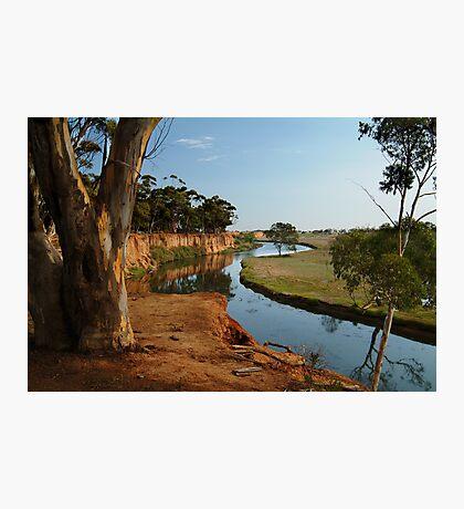 Werribee River Photographic Print