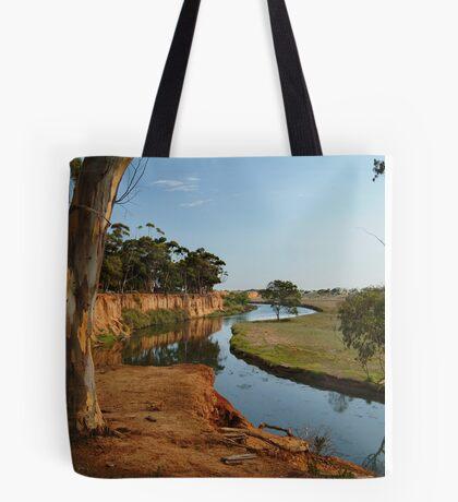Werribee River Tote Bag