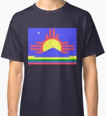 Flag of Roswell, New Mexico Classic T-Shirt