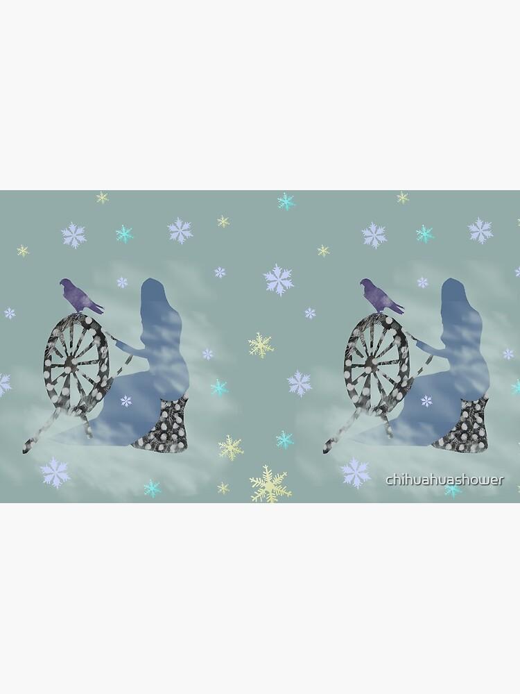 Frigga Goddess of the North by chihuahuashower