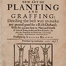 The country-mans new art of planting and graffing (1651) by Douglas E.  Welch