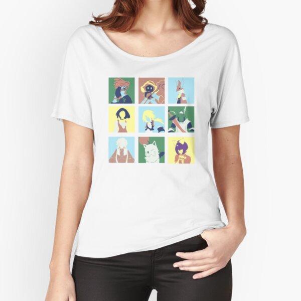 Final Fantasy IX Relaxed Fit T-Shirt