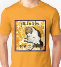 Checkers Leo Unisex T-Shirt