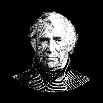 President Zachary Taylor by warishellstore