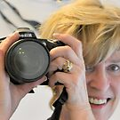 Chijude - D90 Fan - Playing Peek-a-Boo! by chijude