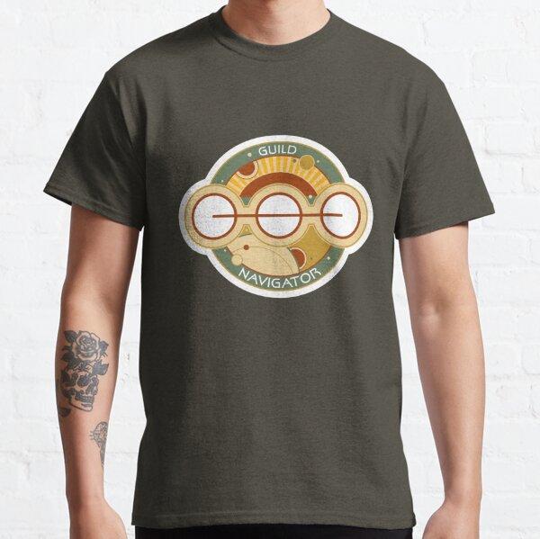 Dune, Guild Navigator Classic T-Shirt