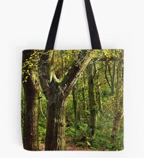 Billinge Wood Tote Bag