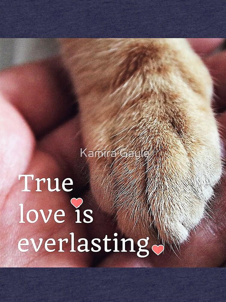 True love is everlasting. by Impurrfectlife