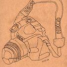 Nikon by rachel duffin