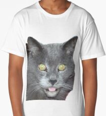 Pompon le chat T-shirt long