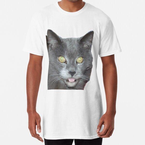 Pompon le chat T-shirt long