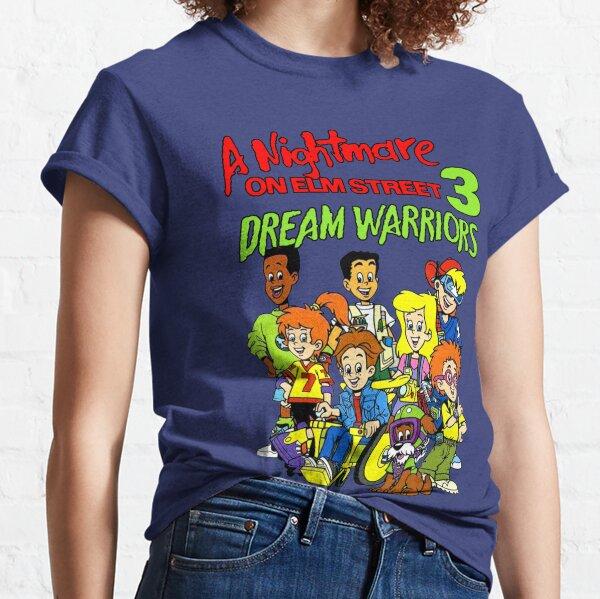 DREAM WARRIORS BURGER KING KIDS MASH UP Classic T-Shirt