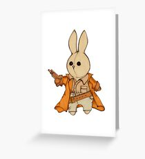 CP BROWNCOAT Greeting Card
