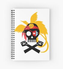 Sail4Justice Spiral Notebook
