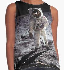 Blusa sin mangas Buzz Aldrin En La Luna
