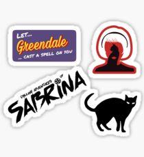 Chilling Adventures of Sabrina  Sticker