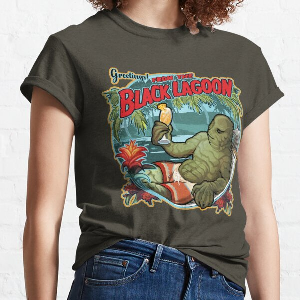 Greetings! from the Black Lagoon Classic T-Shirt