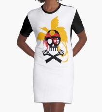 Sail4Justice Graphic T-Shirt Dress