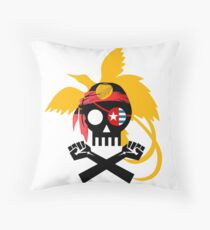Sail4Justice Throw Pillow