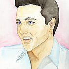 My Impression of Elvis  by Anne Gitto