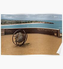 Shipwreck Memorial Poster