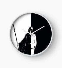 Shen Wei/Black Cloak - Guardian Clock