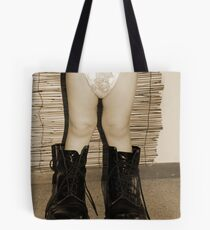 boots... Tote Bag