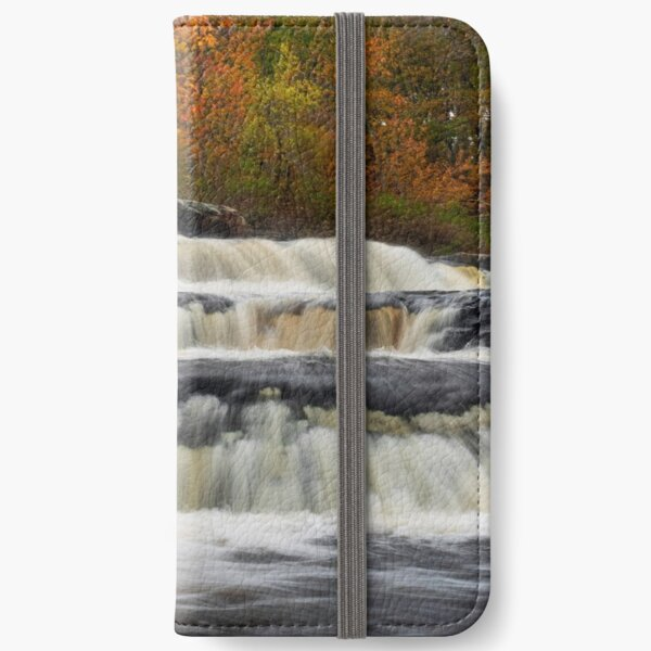 Shohola Falls 2018 iPhone Wallet