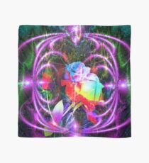 Transformational Roses Scarf