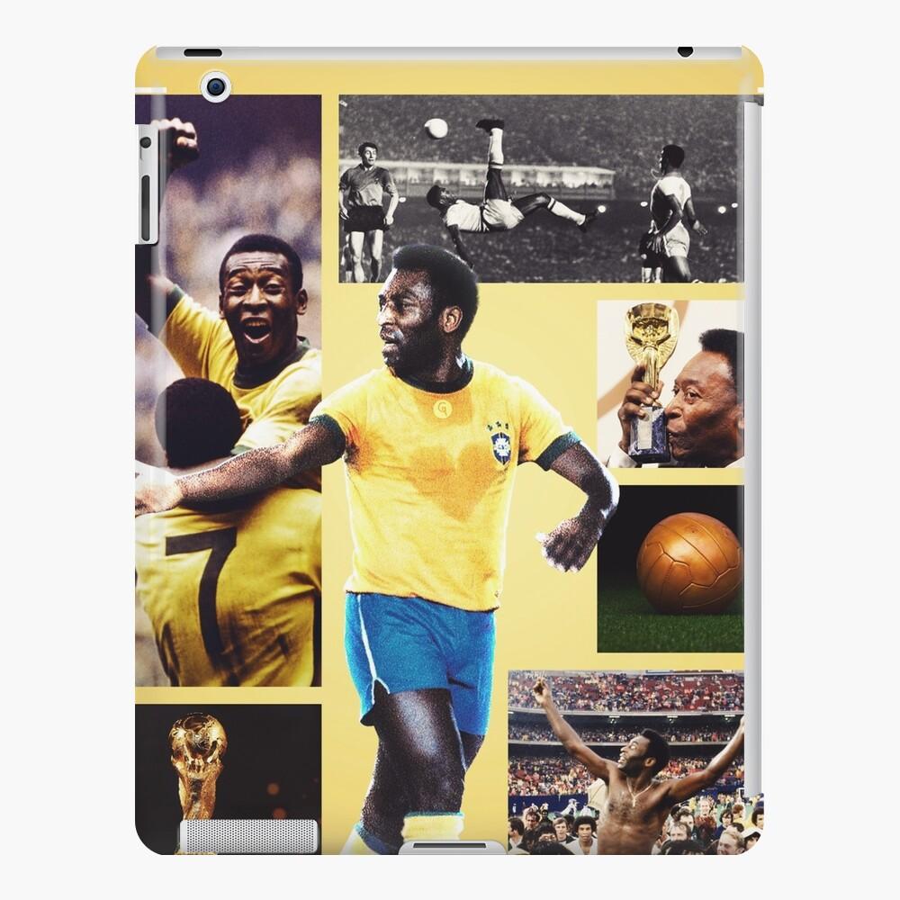 Pele The King iPad Case & Skin