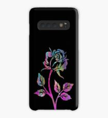 Blühende Rose - Iphone & Galaxy Hüllen Hülle & Klebefolie für Samsung Galaxy