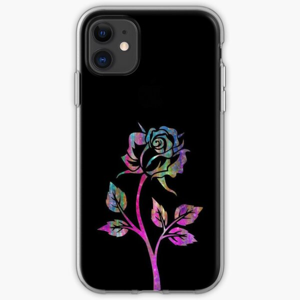 Blooming Rose - Iphone & Galaxy Cases iPhone Soft Case