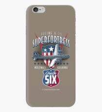 Boeing B-29 Superfortress Victory Emblem iPhone Case