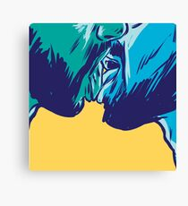 Kiss 1 Canvas Print