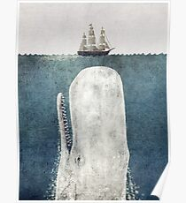 The Whale (Vintage) Poster