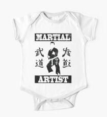 Martial Artist Kids Clothes