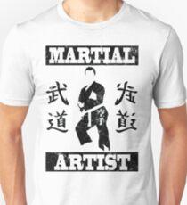 Martial Artist Unisex T-Shirt