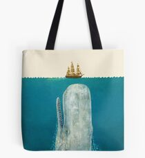 The Whale (Option) Tote Bag