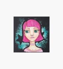 Star Girl Art Board