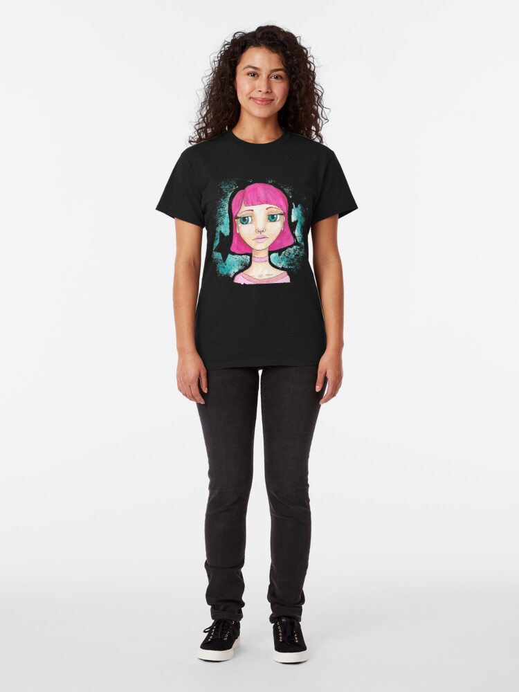Alternate view of Star Girl Classic T-Shirt