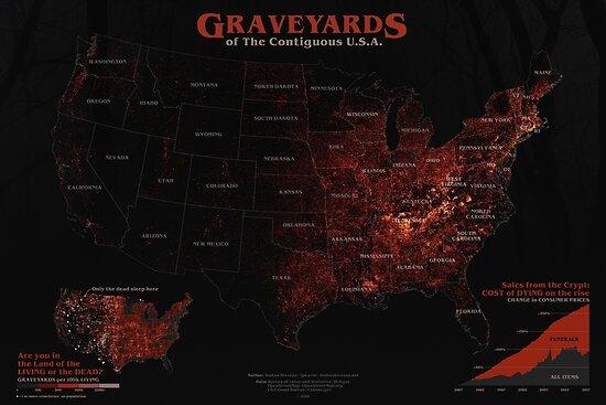 Graveyards of USA by jscarto