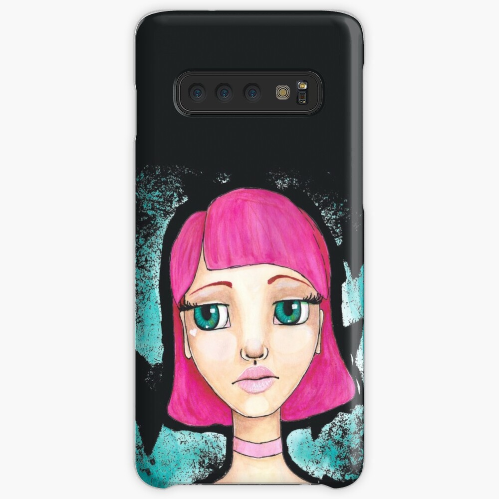 Star Girl Case & Skin for Samsung Galaxy