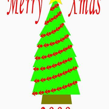 Merry Xmas 2009 by Hellz