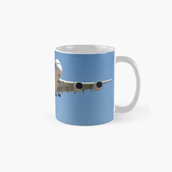 Airbus A380 Large Passenger Plane Classic Mug