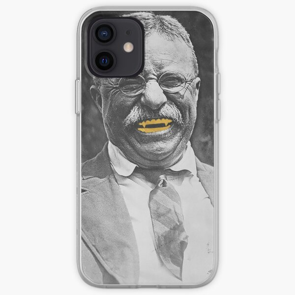 Bull Moose Gold Tooth Theodore Roosevelt Graphic Tee iPhone Soft Case